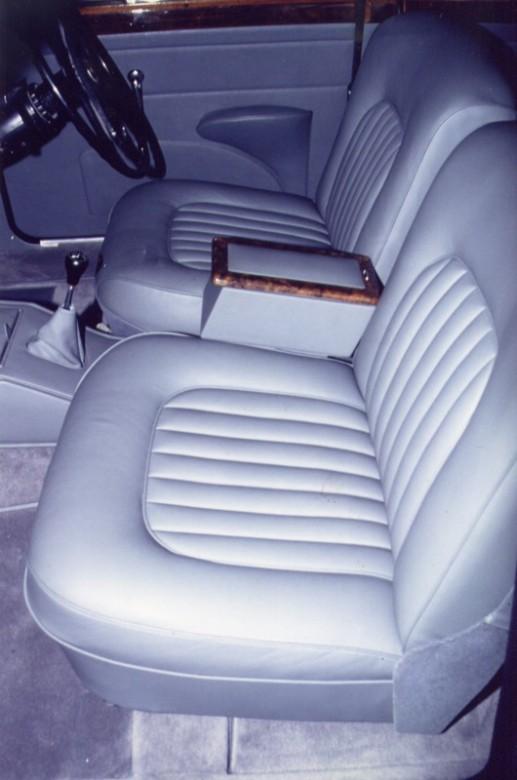 Upholstery For Jaguar Mk 2 Automobiles Bas Jaguar Trim