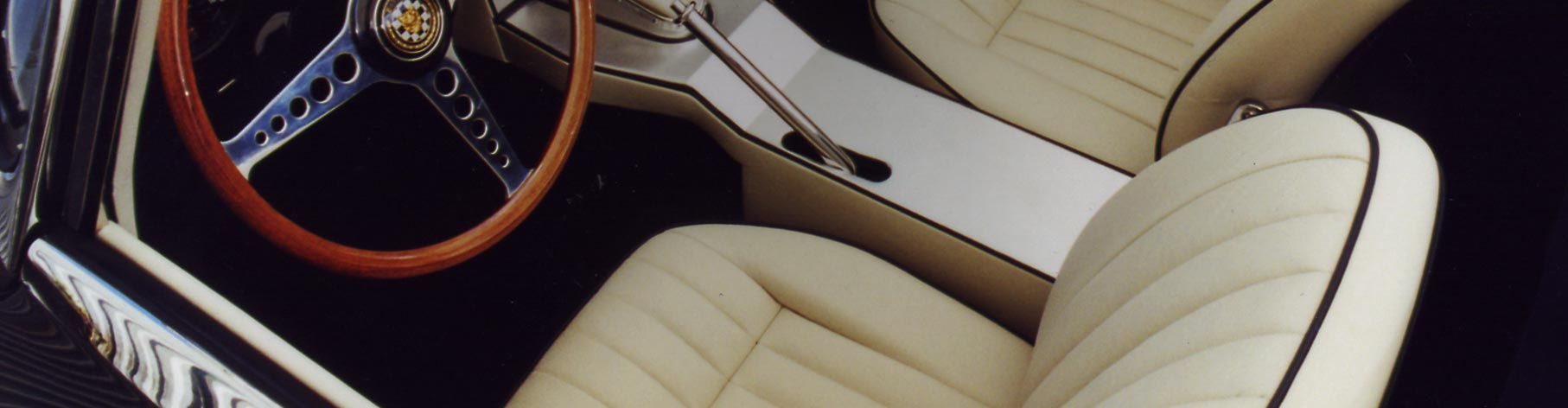 Bas jaguar trim quality upholstery products for classic for Interior trim materials